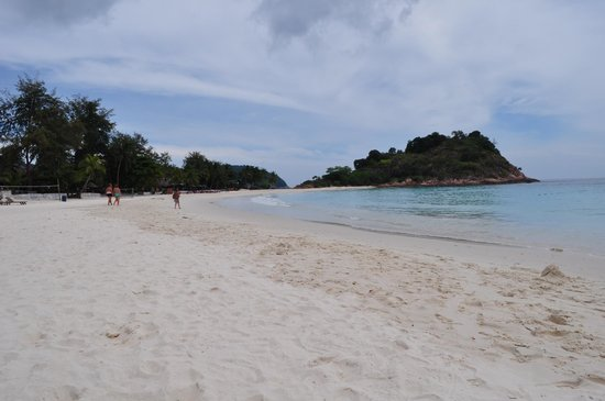 Laguna Redang Island Resort: Beach Area
