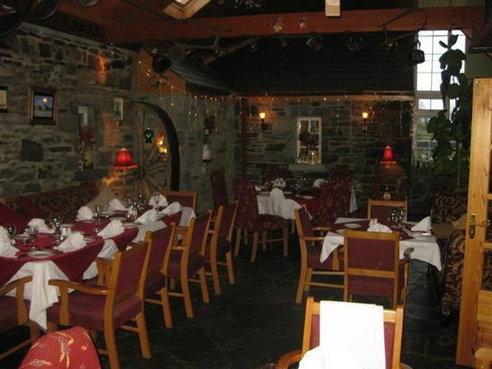 The Forge Restaurant: another part of restaurant