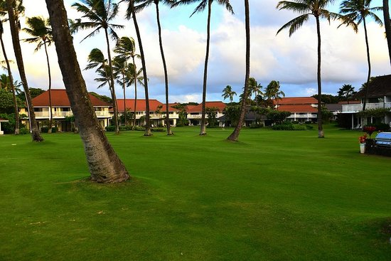 Kiahuna Plantation Resort: Anlage