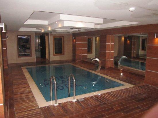 BEST WESTERN Antea Palace Hotel & Spa: piscine sauna hammam