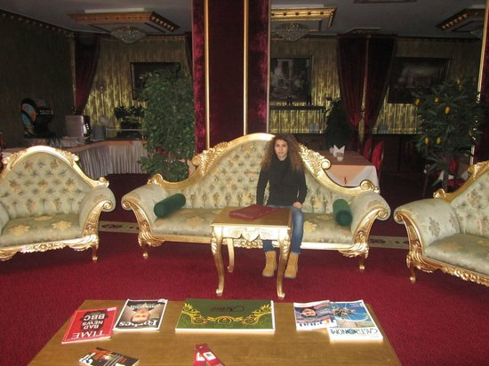 Best Western Antea Palace Hotel & Spa: un coin convivial