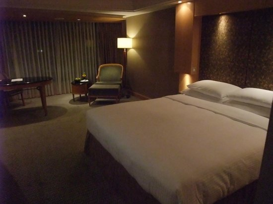 Grand Hyatt Taipei: spaciousroom