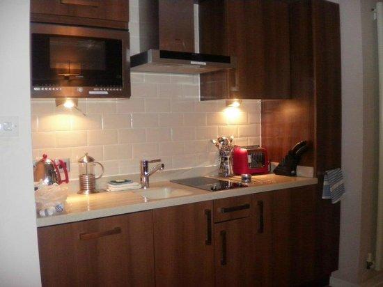 Whitbarrow Village: Kitchen