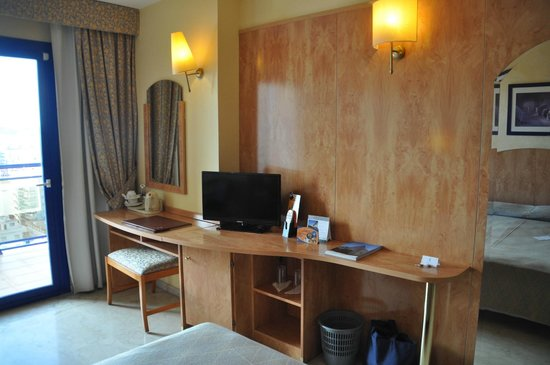 Yaramar Hotel : Chambre