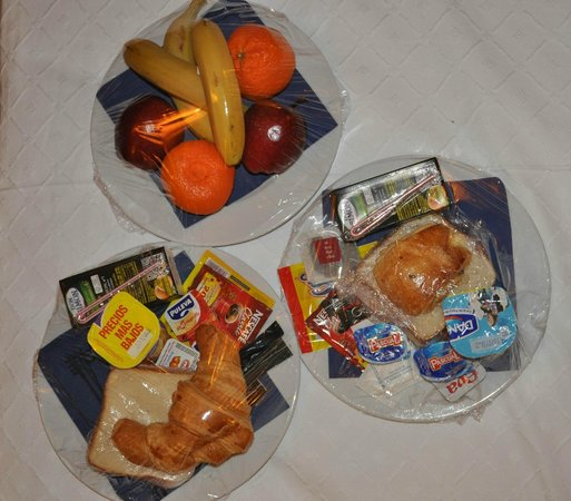Yaramar Hotel: Petit déjeuner le jour du départ