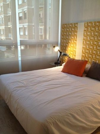 Eric Vokel Boutique Apartments - Gran Via Suites: bedroom