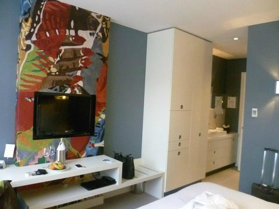 Hotel JL No76: Our upgraded room