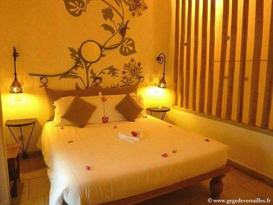 Club Med Cap Skirring : La chambre