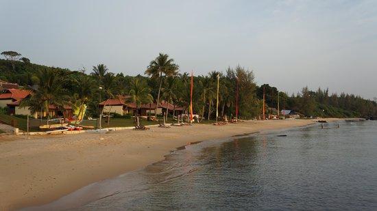 Chen Sea Resort & Spa Phu Quoc : Stranden