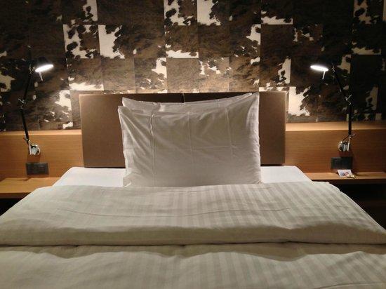 Holiday Inn Schindellegi - Zurichsee: my bed