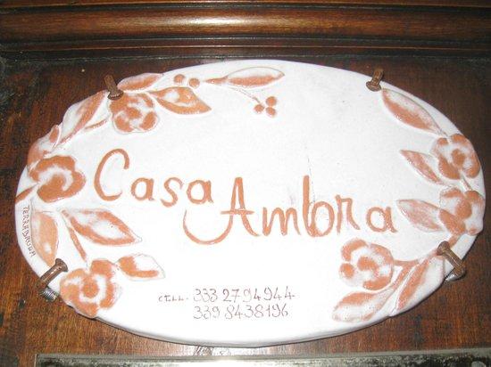 Casa Ambra