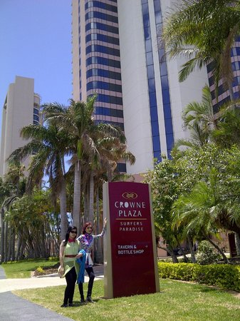 Crowne Plaza Surfers Paradise Hotel - Gold Coast