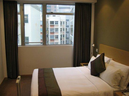 โรงแรมบัตเตอร์ฟลาย ออน พรัท บูติค: シンプルなお部屋