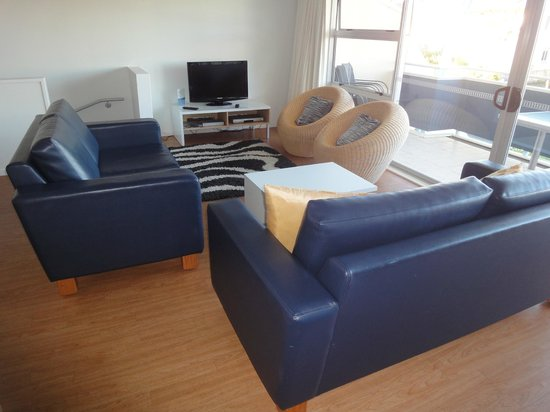 Marine Reserved Apartments: living room area # 6