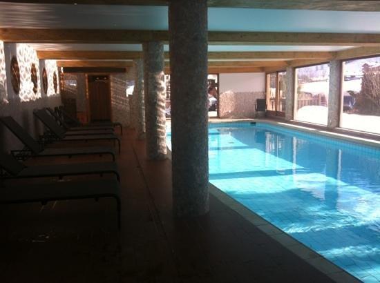 Hôtel Carlina: piscine