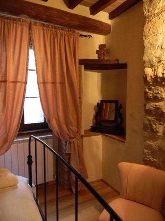 L' Antica Gabella: particolare della prima camera