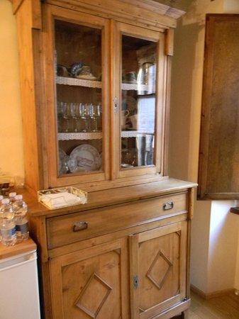 L' Antica Gabella: meraviglioso angolo della sala