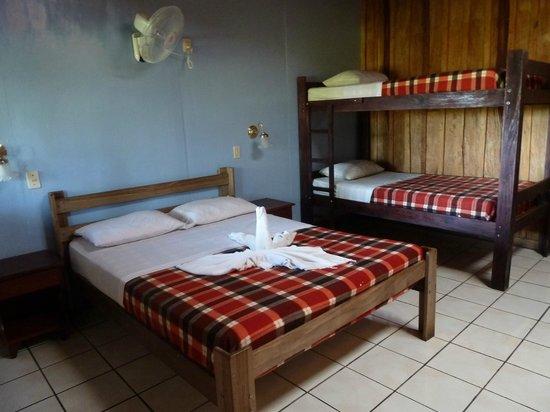 Rincon de la Vieja Lodge: Zimmer