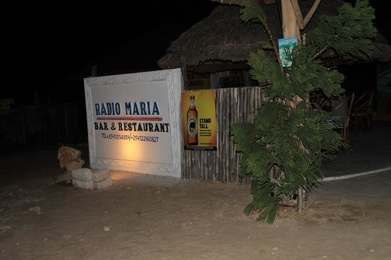 Radio Maria Bar & Restaurant