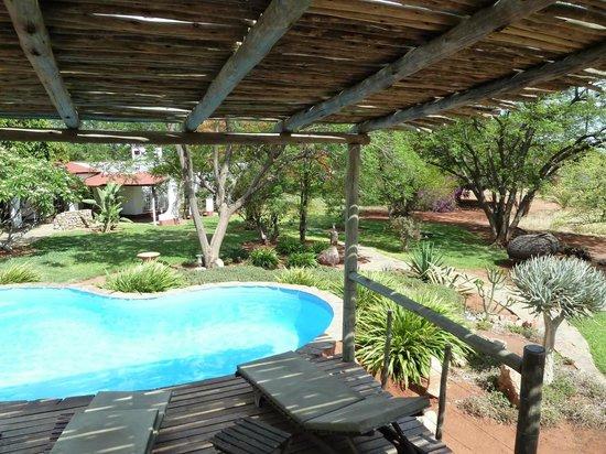 Matunda Guest Farm (Gastefarm): Swimming Pool
