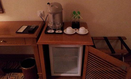 Hotel Sintra: refrig