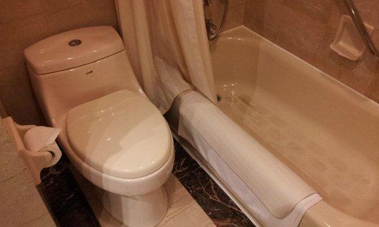 هوتل سنترا: bath room 