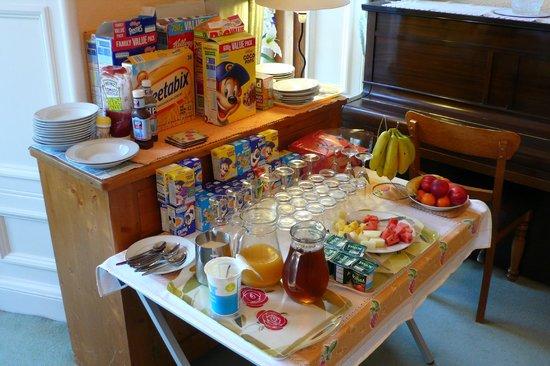 MacIntosh Guest House: la colazione