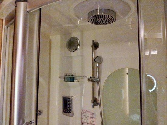 Hotel Lisboa Macau: bath room