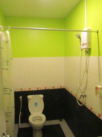 Pak Klong Sea Side: Badezimmer
