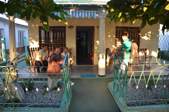"""Casa Particular """"Villa El Coral"""": relaxing at """"Villa EL Coral"""""""