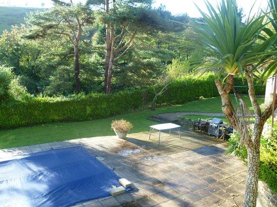 Trennicks B&B: Heligan Gardens