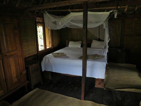 Viqueque, East Timor: Bedroom