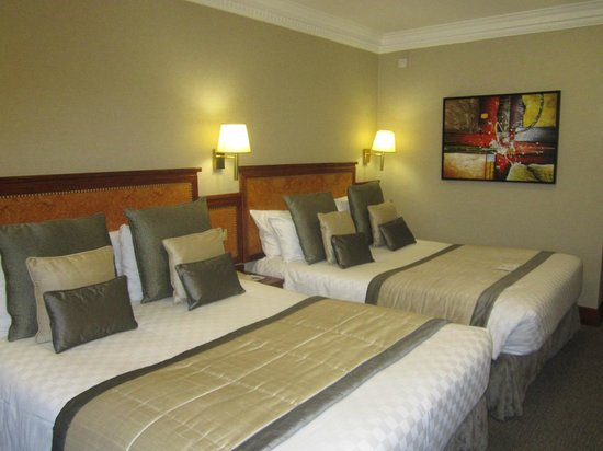 Grange City Hotel: Our Room