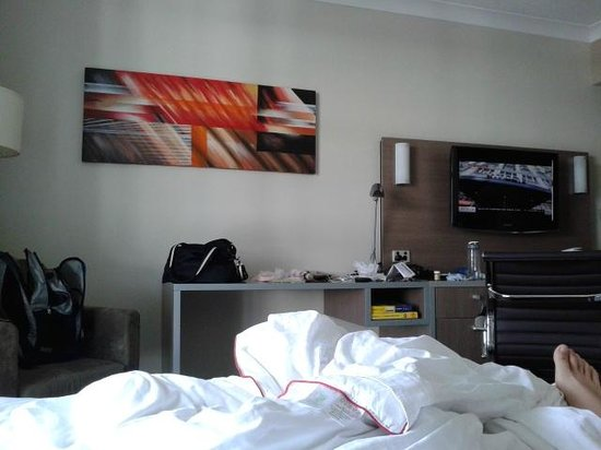 DoubleTree by Hilton Hotel Cairns: hotel room