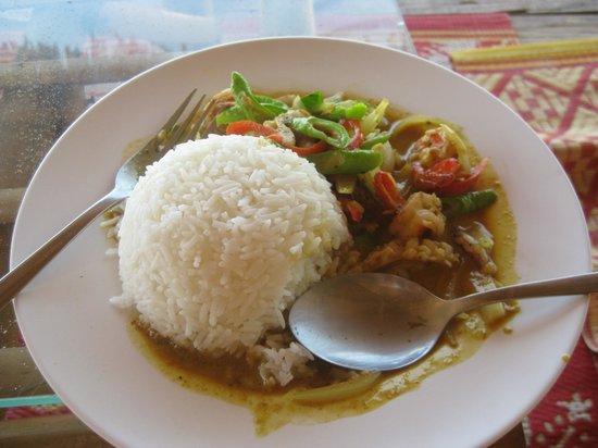 Green Garden Resort : Green Curry