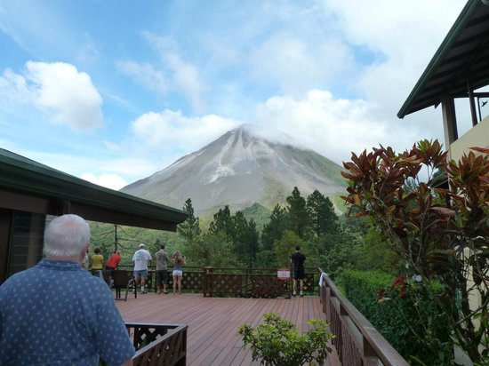 Arenal Observatory Lodge & Spa: Vulkan Arenal