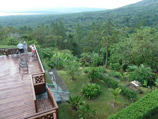 Arenal Observatory Lodge & Spa: Lodge