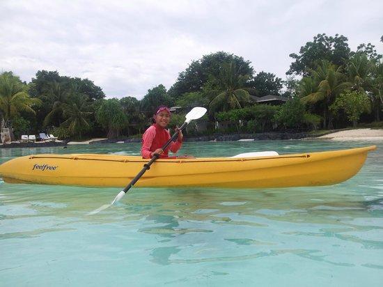 Plantation Bay Resort And Spa: Kayak