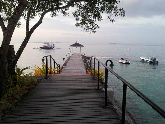 Plantation Bay Resort And Spa: Pier
