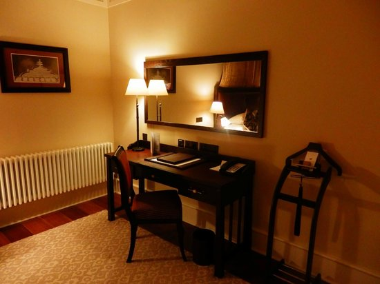 Lough Eske Castle, a Solis Hotel & Spa: Bedroom