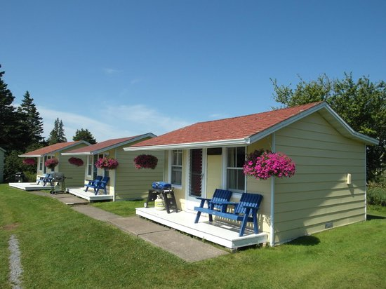 Atlantic View Motel & Cottages: Cottages