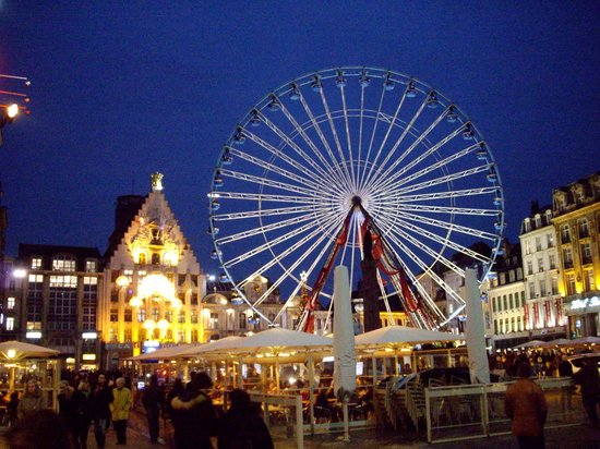 Grande place : GRAND PLACE