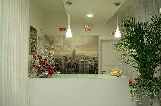 Dom Joao Hotel: Recepção
