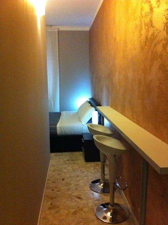 3Jolie Bed & Breakfast: Camera matrimoniale bagno privato