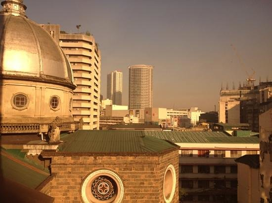 Ramada Manila Central: View from room