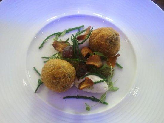 The Pass: Mushroom arancini