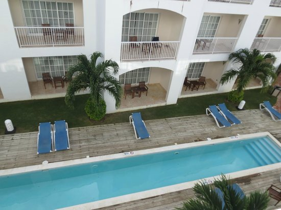 Be Live Collection Punta Cana: View from building 15