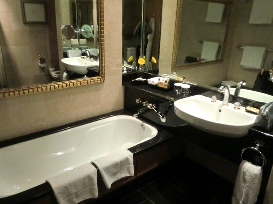 Hyatt Regency Johannesburg: Bad