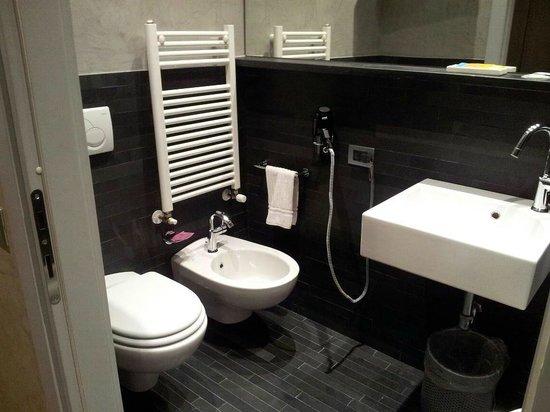 Century Hotel : bagno