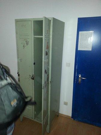 Brook Lane Hostel: Zimmer